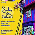 Salon des auteurs de malestroit 2012