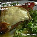 La table des coquelicots - cotignac