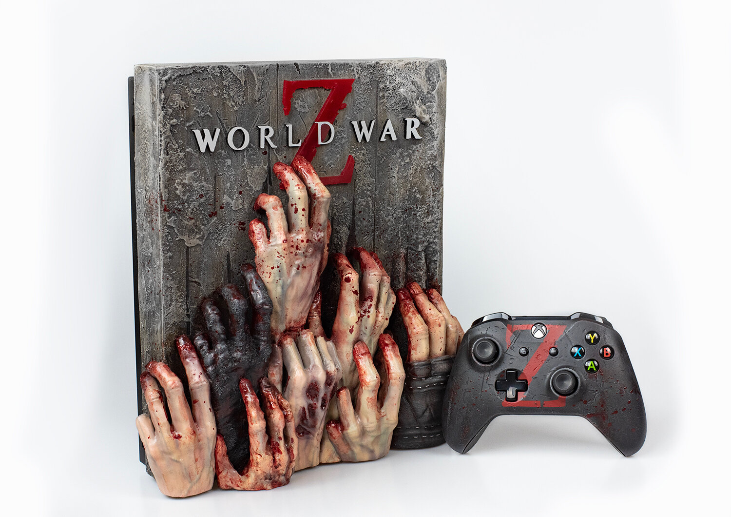 XBOX ONE X : WORLD WAR Z
