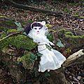Alisandre dans la forêt, ou l'esprit de l'hiver...