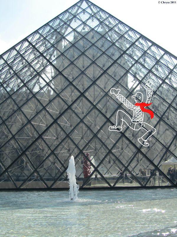 Pyramide - DélireMan - Toujours plus haut