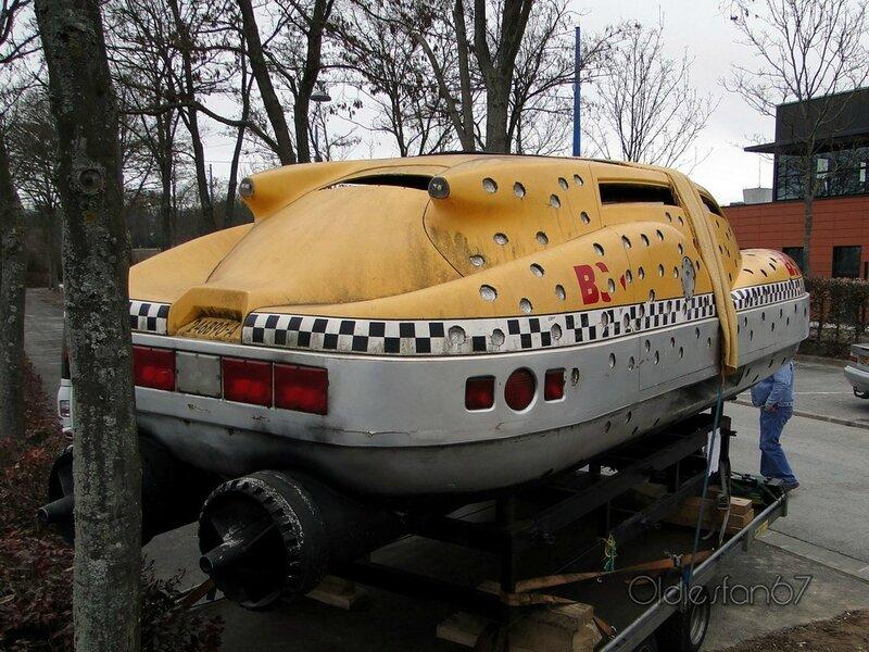 taxi du 5e element 3