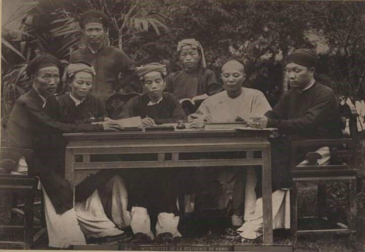 Interprètes à la résidence de Hanoi, Charles-Edouard Hocquard