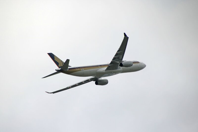 A330 Singapore Airlines