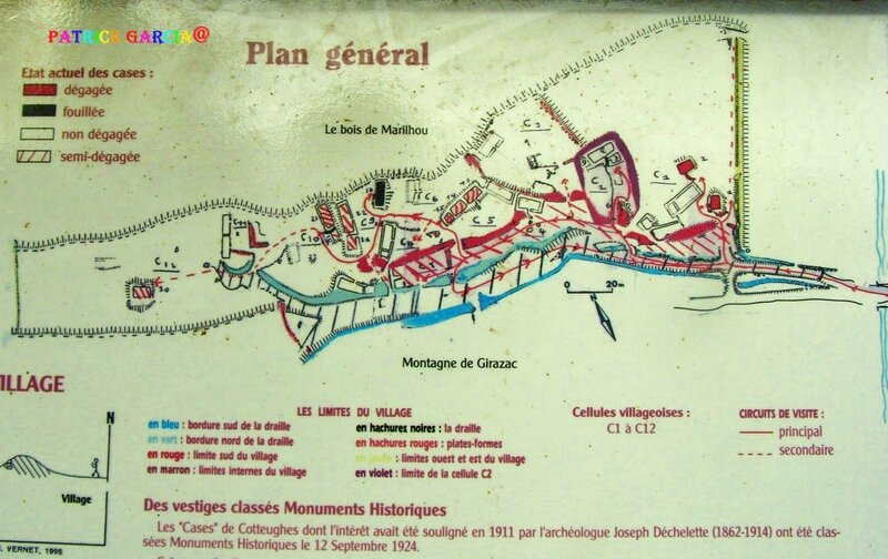 COTTEUGHES PLAN GENERAL - 513
