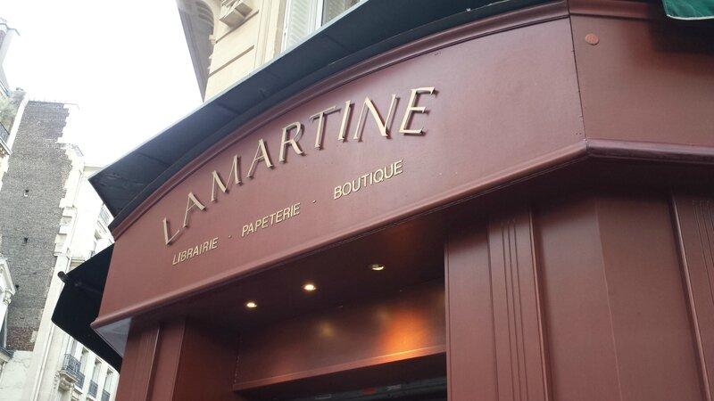 Librairie Lamartine