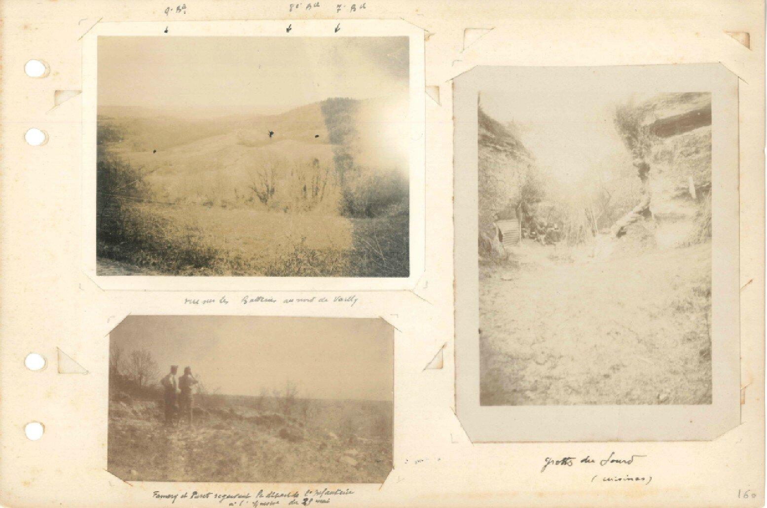 p.160 - Le Chemin des Dames (28 mars – 1er septembre 1917)