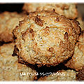 Cookies croustillants au potiron