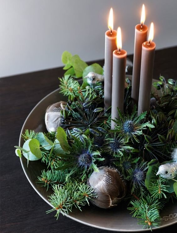 advent_candle_dried_flower