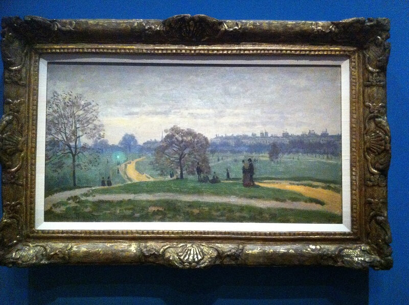 IMG_8895 Claude Monet Hyde Park 1871