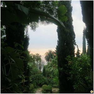 Le jardin du Mirazur