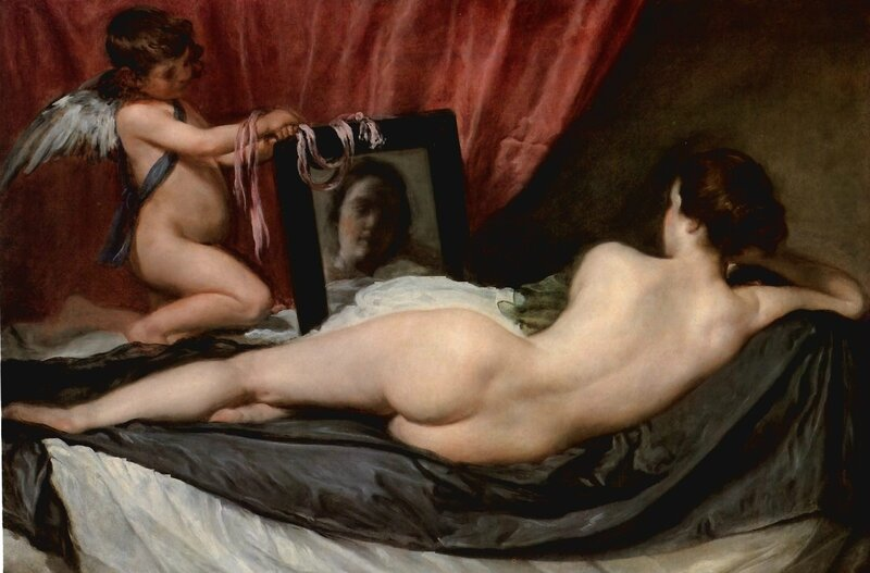 1914-03-12 Velasquez la venus au miroir b