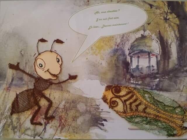 la cigale et la fourmi (1)