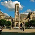 Saint-Germain l'Auxerrois, quartier du Louvre.