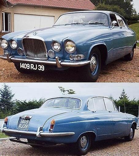 JAGUAR - MK 10 - 3,8 L - 1963