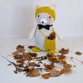 Gedeon; crochet; laine; amigurumi; La chouette bricole (11)