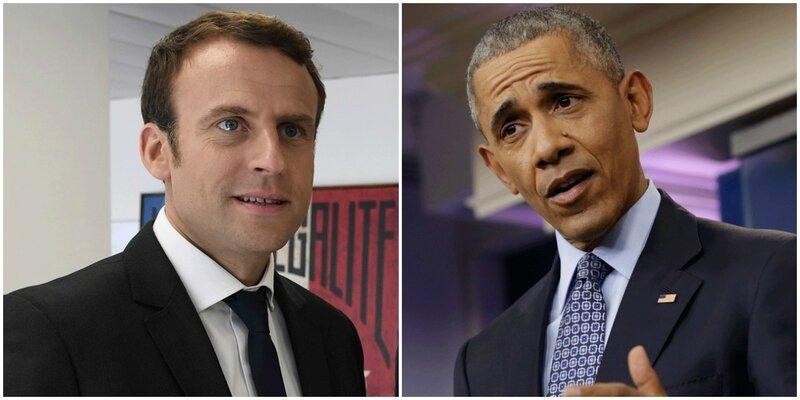 Macron Obama 3