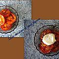 Tatin à la tomate