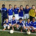 U13 excellence 2012-2013