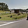 Rond-point à canela (brésil)