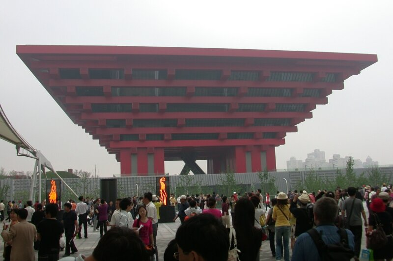 Chine - Shanghai, exposition universelle 2010