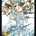 [parution] black butler