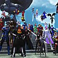 In memoriam: city of heroes, one year already...