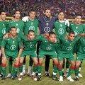 L'équipe marocain de foot