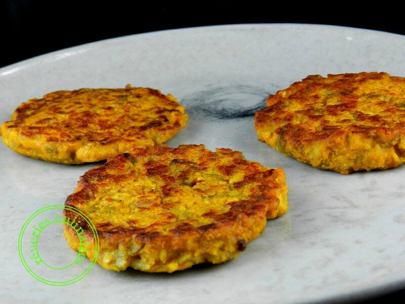 galettes d'aubergines 1
