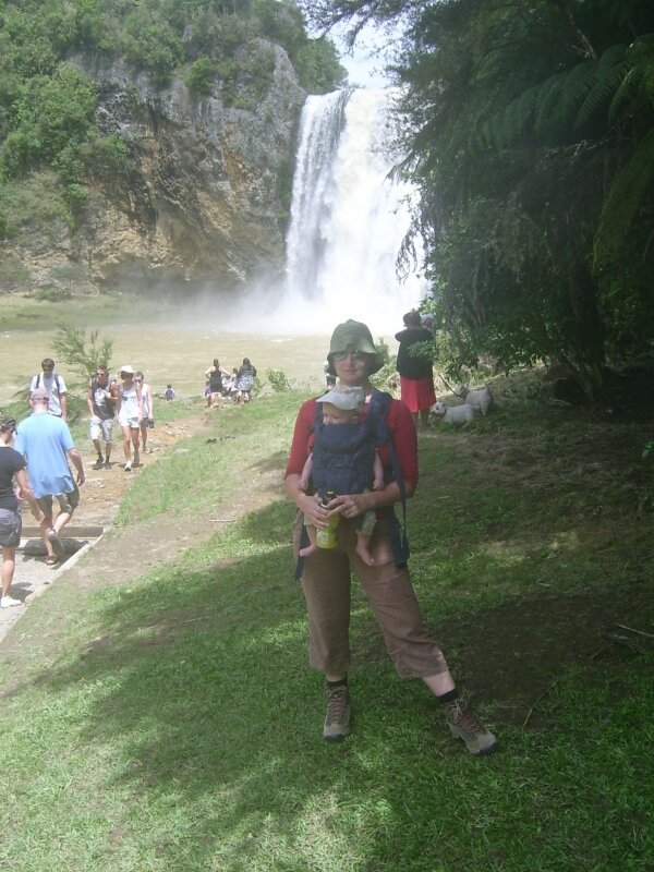 Hunua Falls 3