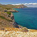 Vue sur le Cap de Ferrutx depuis la Torre d'Aubarca