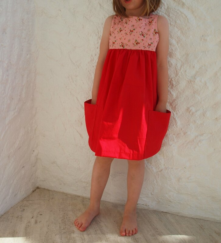 Red Sally Dress (6)