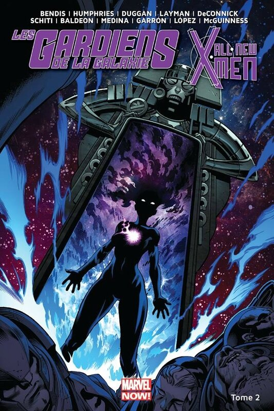 marvel now gardiens de la galaxie allnew x-men le vortex noir 2