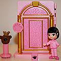 Keytweens bandai : la chambre de la princesse [2008]