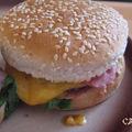 Hamburger maison c'est boooonn ....