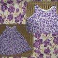 Les violettes de toulouse
