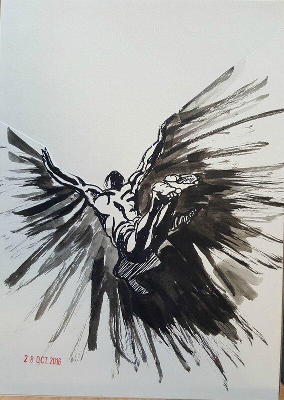 Inktober #28