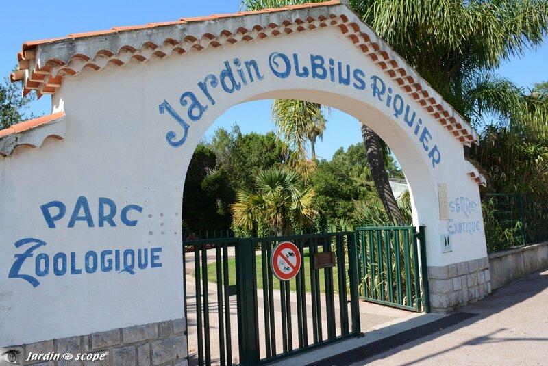 Jardin Olbius Riquier - 83400 Hyères-les-Palmiers