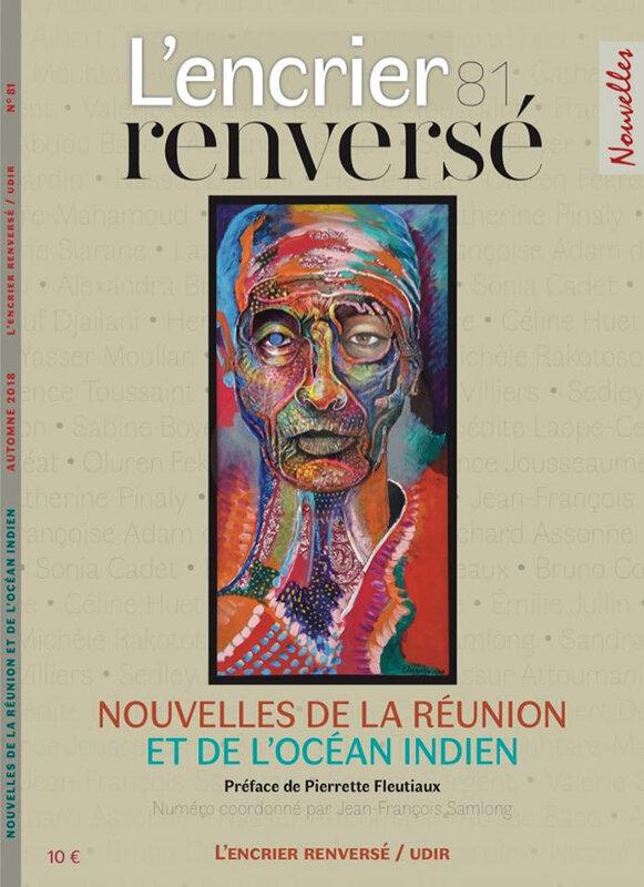 COUVERTURE N°81 DE L' ENCRIER RENVERSE