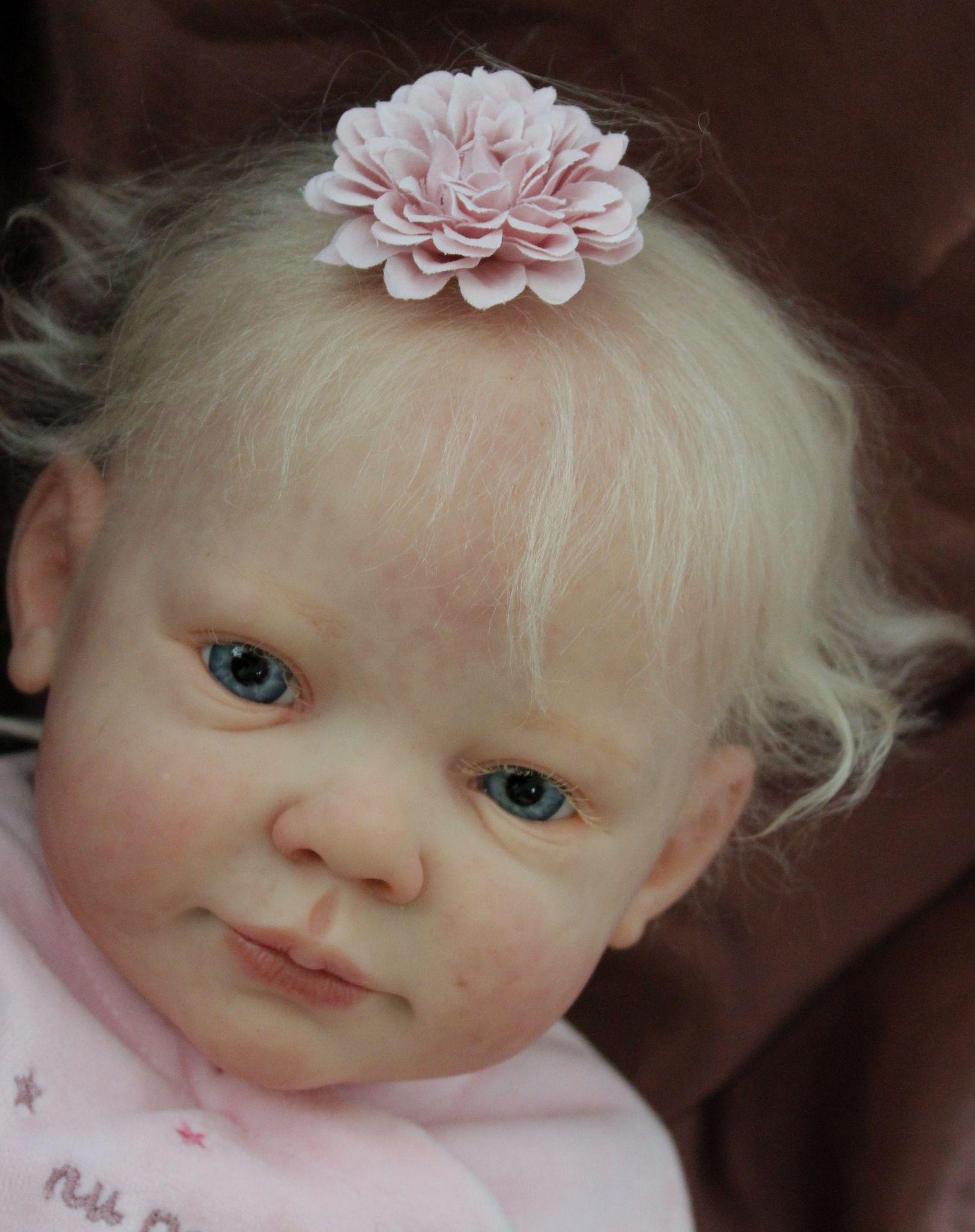 bébé reborn Louna kit camille 001