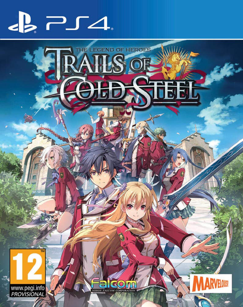 cold steel ps4