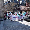 Manif du 21 avril à Alençon
