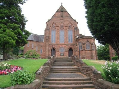 StirlingStMarysChurch1