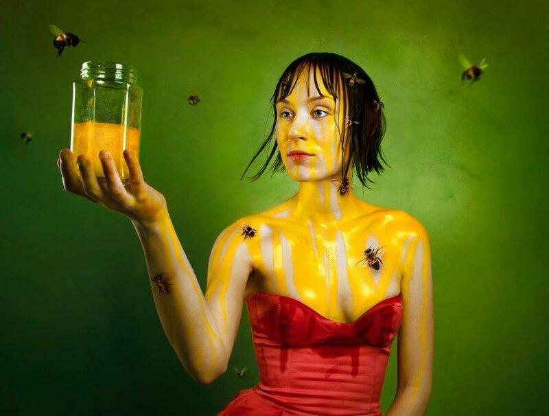 Flora-Borsi-Bee-My-Honey