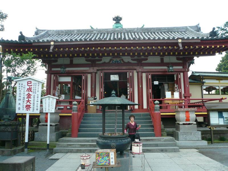 ueno koen temple