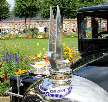Avions voisin type C11 berline 4 portes de 1927 (9ème Classic Gala de Schwetzingen 2011) 03