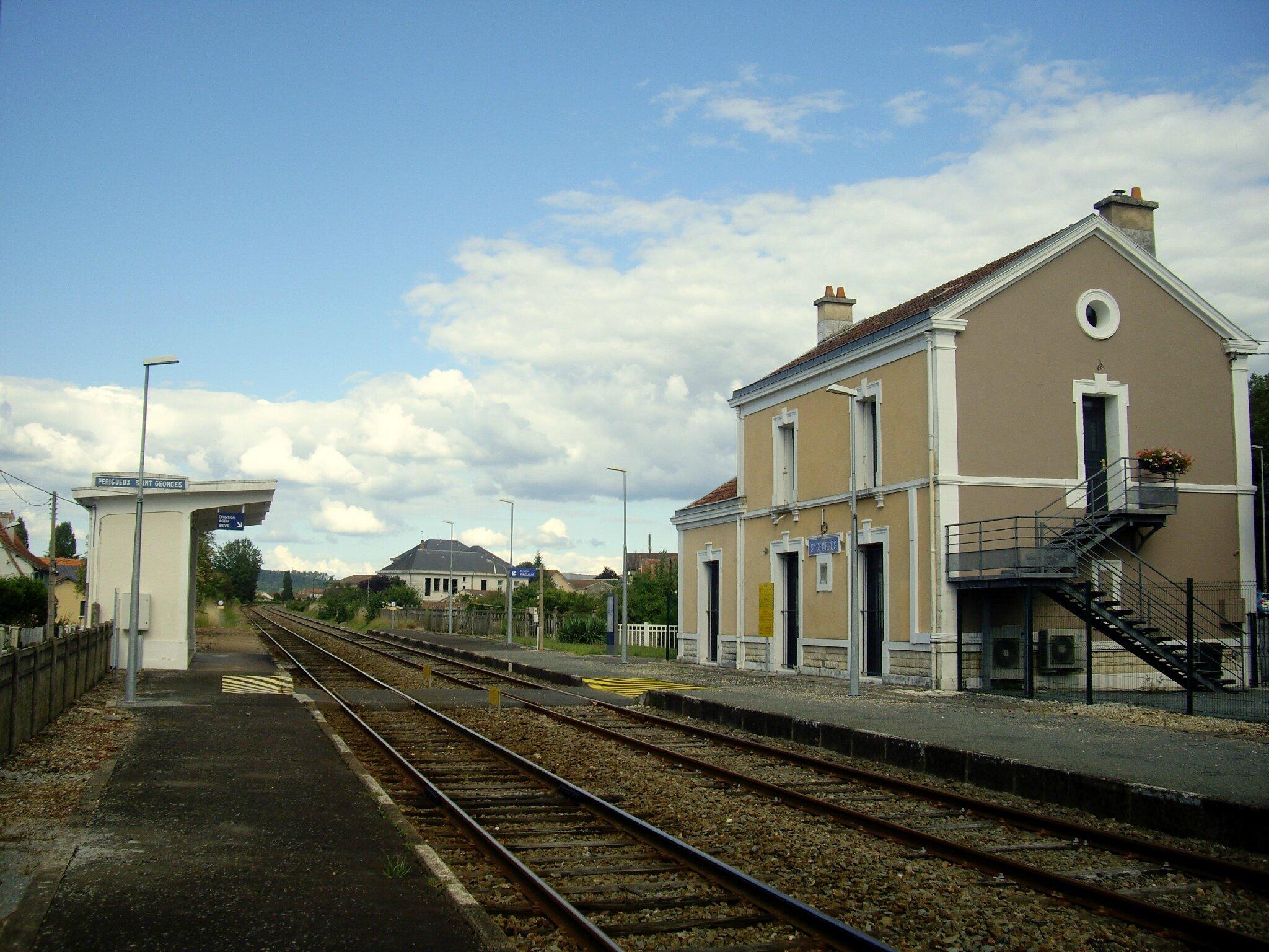 Perigueux Saint-Georges (Dordogne - 24)