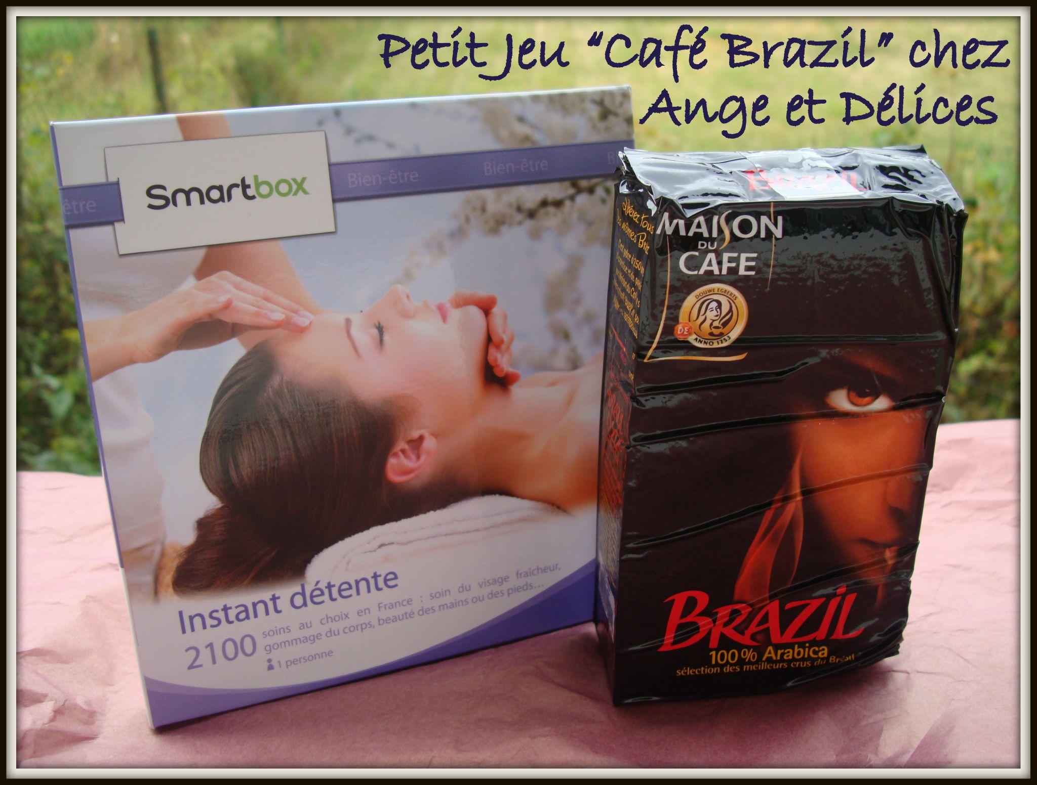 Jeu café brazil