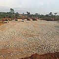 Construction de l'autoroute yaoundé-nsimalen : le taux d'exécution évalué à 46% pour la section rase campagne