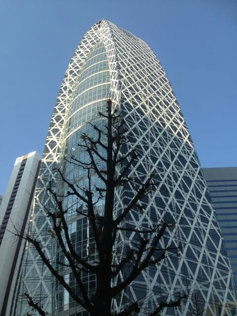 Coccon tower